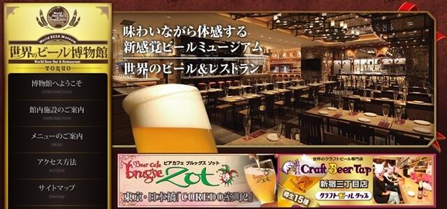 世界のビール博物館