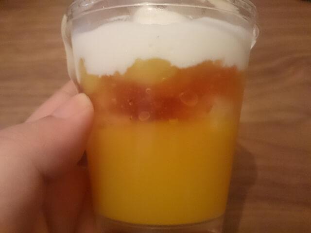 トロピカルマンゴーオレンジセリー