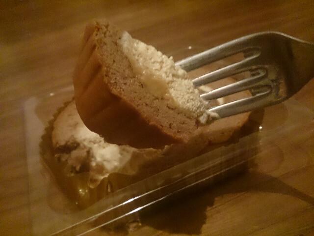 生キャラメルロールケーキ