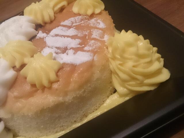 Happyハロウィンパンケーキ