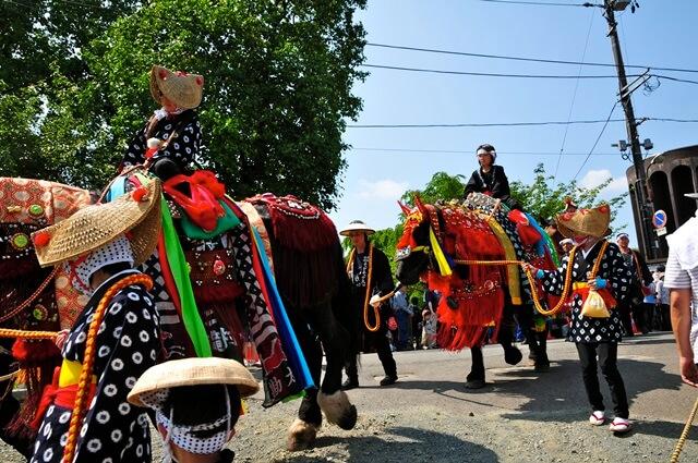 チャグチャグ馬コってどんなお祭り?2015年の日程や行進ルートは?百頭を超えるお馬さんの大行進が見どころ!