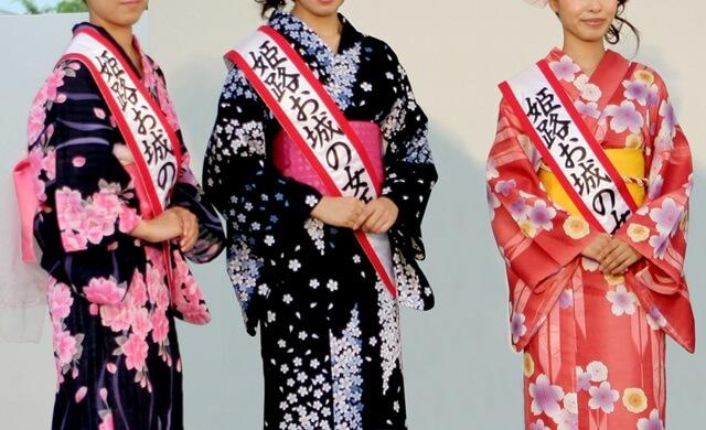 姫路ゆかたまつりの由来は?2015年の日程や見どころは?カラオケグランプリで賞金十万円!
