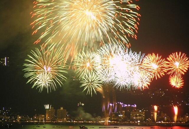 諏訪湖祭湖上花火大会2019年の日程・開始時間は?有料席はある?穴場スポットはどこ?