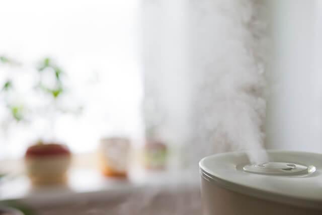 加湿器でインフルエンザ予防!方式毎のメリット・デメリットを理解して選びましょう!