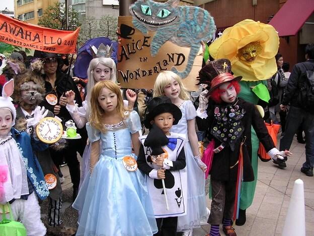 川崎ハロウィンパレードって何?2019年の日程はいつ?パレードの様子や参加方法は?