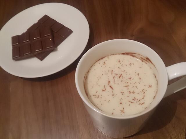 豆乳チョコ