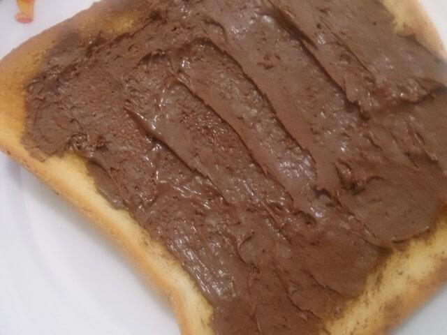 ヘーゼルナッツチョコクリーム