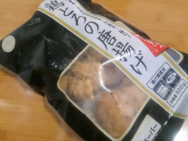 鶏とろの唐揚げ