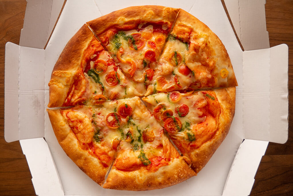 オーケーストア ピザ
